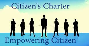 The Aspects of Citizens Charter
